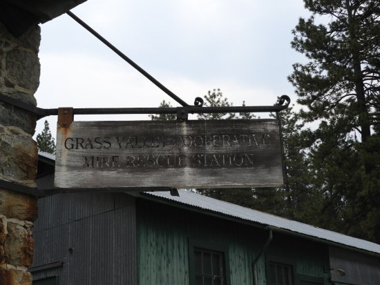 Grass Valley, CA: Empire Mine