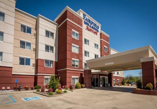 Saltillo, Mississippi: Entrance