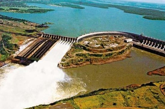 Itaipu Dam Half-Day Sightseeing Tour...