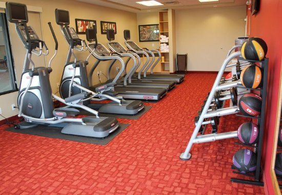 TownePlace Suites Richland Columbia Point: Fitness Center