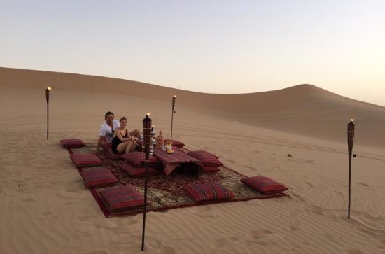 Abu Dhabi Desert Private Romantic...