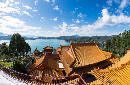 Sun Moon Lake and Nantou Cultural...