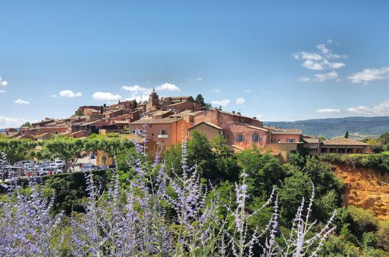 Full-Day Private Tour Provence