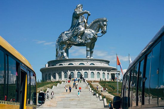 Genghis Khan Day Tour with...