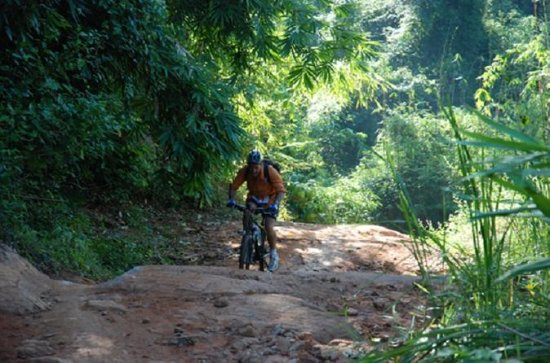 Full-Day Da Lat Countryside Bike Tour