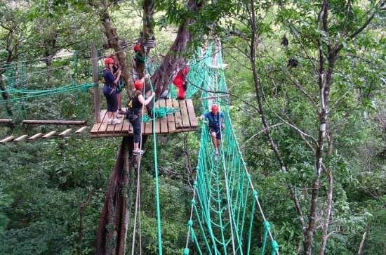 Adventure Park High Ropes Course fra...