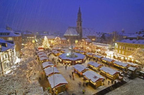 Italian Christmas Markets Day Trip...