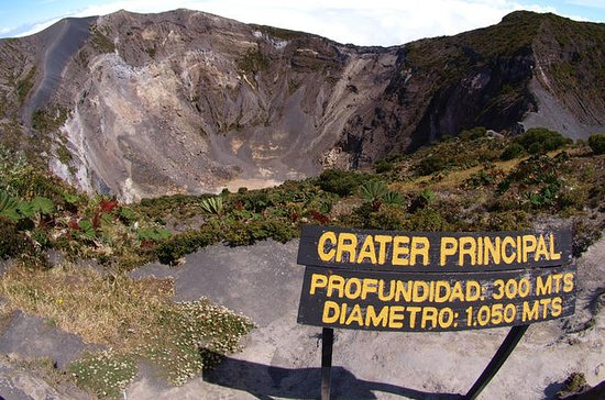 Cartago Highlights and Irazu Volcano