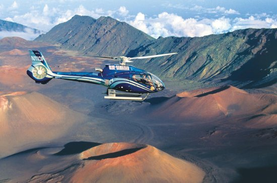 45-Minute Scenic Maui Helicopter Tour...