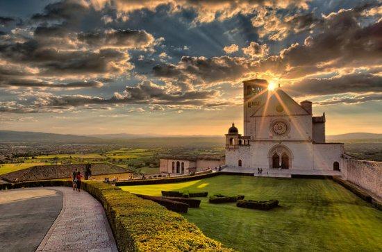 Private Full-Day Tour of Assisi from...
