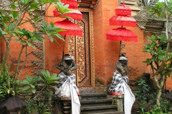 Half-Day Ubud Morning Tour with Royal...