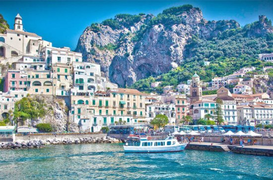 Private Amalfi Coast Road Trip from...