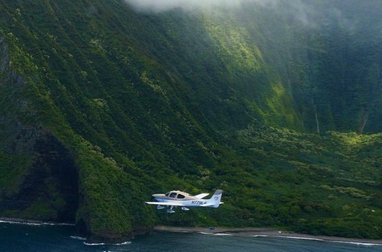 Flight Lesson to Molokai