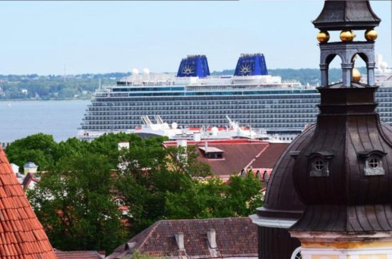Tallinn Shore Excursions: visite à...