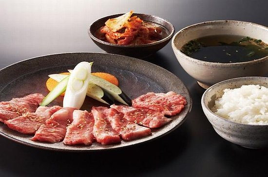All-you-can-eat Yakiniku Dinner and...