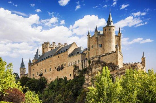 Segovia Halbtag von Madrid mit...