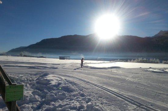 Cours de ski de fond Planica, Slovénie