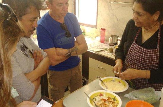 Experimente a comida indiana: aprenda...