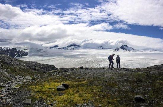 National Park Alaska Snowmobile Tour