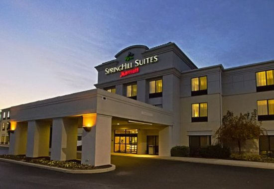 Springhill Suites Hershey Near the Park: Entrance
