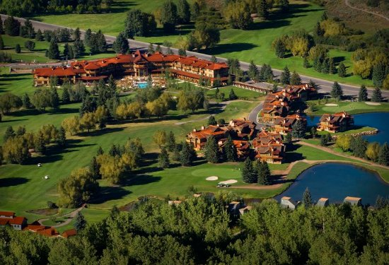 Hotel Park City, Autograph Collection: Aerial View