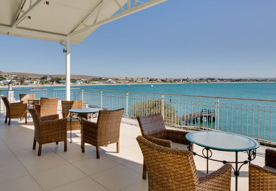 Saldanha, South Africa: Outdoor Sitting Area