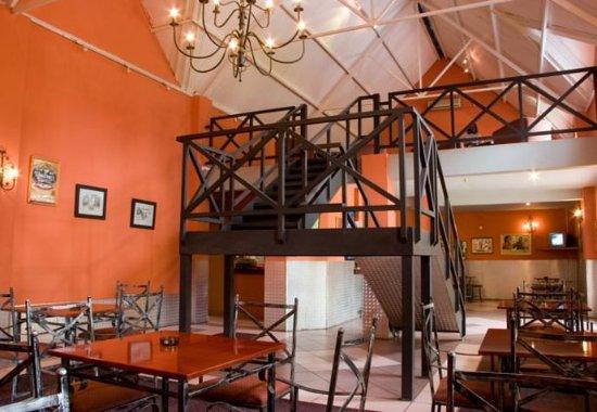 Chingola, แซมเบีย: Lobby - Sitting Area