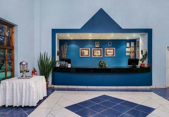 Chingola, แซมเบีย: Front Desk