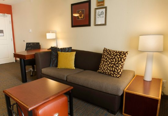 Irmo, SC: King Studio Suite - Living Area