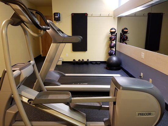 Days Inn Pryor: Fittness Room
