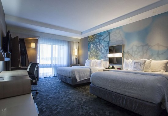 Pearl, MS: Queen/Queen Guest Room