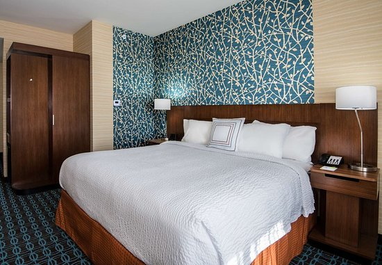 Benton, AR: King Guest Room