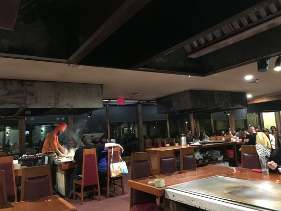 72ac9b0b7bd0 Main Dining Room - Picture of Shogun Kobe
