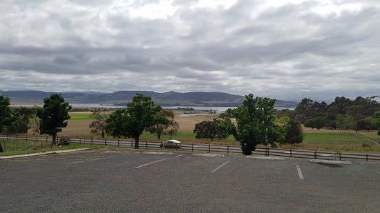 Cambridge, Australia: View of the valley