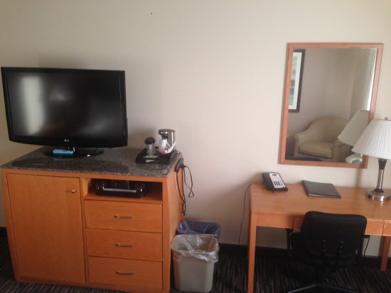 Prince George, Kanada: Room 321.