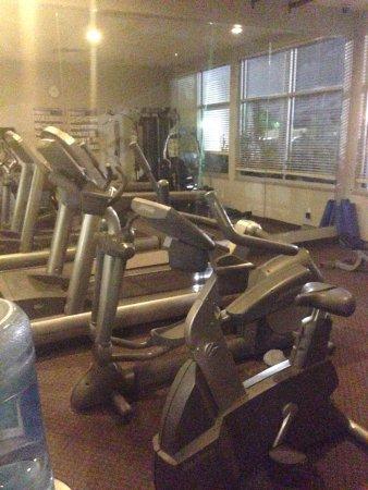 Πρινς Τζόρτζ, Καναδάς: Gym