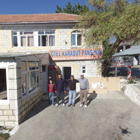 Kahta, Turkije: Karadut Pansiyon Nemrut