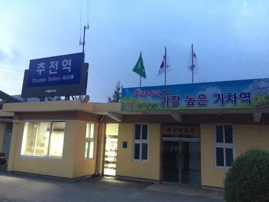 Taebaek, Sydkorea: 역사 사진
