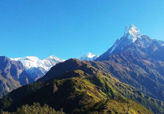 Annapurna Region, نيبال: Mardi Himal