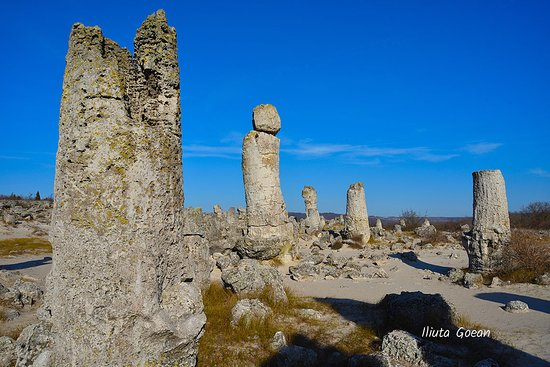 Varna Province, Bulgaria: Pobiti Kamani