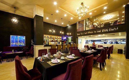 Quay Bar Bangkok Kitchen