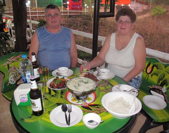 Nong Ya Plong, Thailand: Family visit in Thailand.