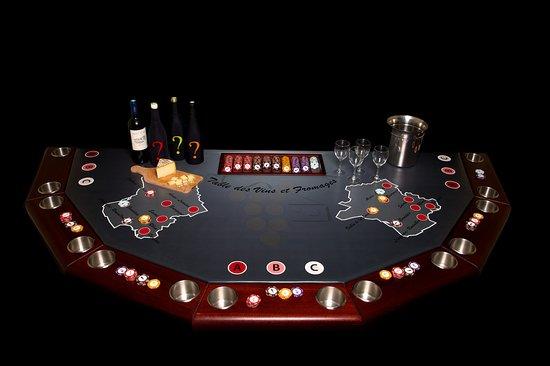 Aa casino star casino poker tables