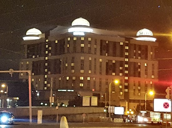 Getting ready for christmas foto de don giovanni hotel for Hotel galerie royale prague tripadvisor