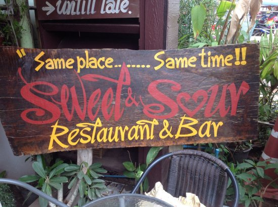 Sweet and Sour Restaurant, Ko Lanta - Updated 2019 Restaurant