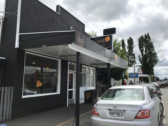Carterton, New Zealand: Marigold