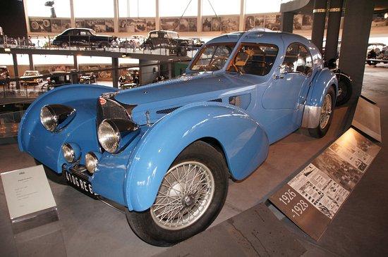 Muttenz, Suisse : Bugatti SC Atlantic
