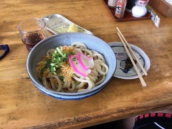 Kanonji, Japan: うどん