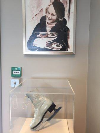 Lysebu: Sonja Henie exhibition