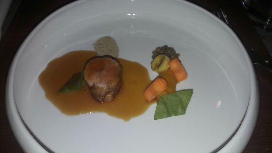 Torno, Italia: secondo piatto di carne
